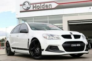 2016 Holden Special Vehicles ClubSport Gen-F2 MY16 R8 SV Black White 6 Speed Manual Sedan Liverpool Liverpool Area Preview