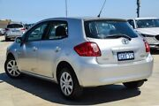 2008 Toyota Corolla ZRE152R Ascent Silver 4 Speed Automatic Hatchback Osborne Park Stirling Area Preview