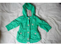 REDUCED // Cotton Jacket from Next, size 3-6 months