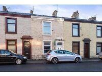 2 bedroom house to let Audley range Blackburn part furnished