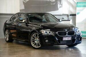 2015 BMW 320i F30 LCI M Sport Black 8 Speed Sports Automatic Sedan Albion Brisbane North East Preview