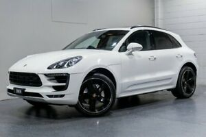 2015 Porsche Macan MY15 S White 7 Speed Auto Dual Clutch Wagon Woodridge Logan Area Preview