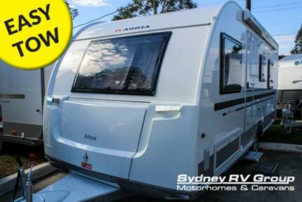 AD169 Adria Altea 552UP Award-Winning Lightweight & Semi Off-Road Penrith Penrith Area Preview