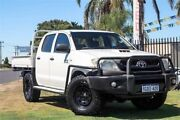 2008 Toyota Hilux KUN26R MY09 SR 5 Speed Manual Utility Wangara Wanneroo Area Preview