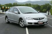 2006 Honda Civic 8th Gen VTi Silver 5 Speed Manual Sedan Portsmith Cairns City Preview