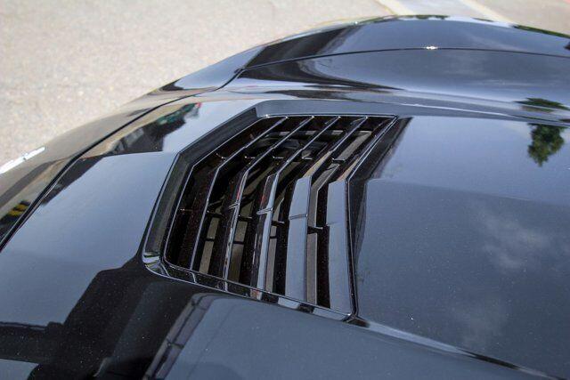 2016 Black Chevrolet Corvette  1LT   C7 Corvette Photo 4