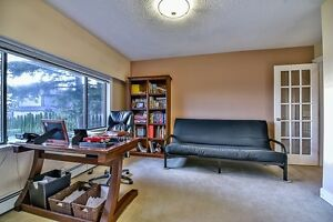 Spacious 4 bedroom Rancher with Basement available immediately