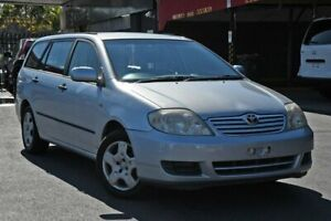 2006 Toyota Corolla ZZE122R 5Y Ascent Silver 4 Speed Automatic Wagon Nundah Brisbane North East Preview