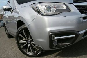 2016 Subaru Forester MY16 2.5I-S Silver Continuous Variable Wagon Zetland Inner Sydney Preview