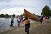 Volunteers for Kingston To Ottawa Paddling Marathon Wanted!