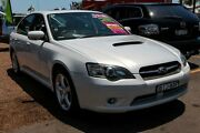 2004 Subaru Liberty B4 MY05 GT AWD White 5 Speed Sports Automatic Sedan Colyton Penrith Area Preview