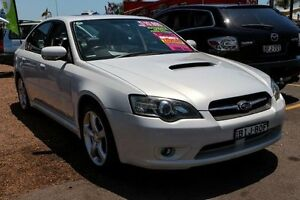 2004 Subaru Liberty B4 GT AWD White 5 Speed Sports Automatic Sedan Colyton Penrith Area Preview