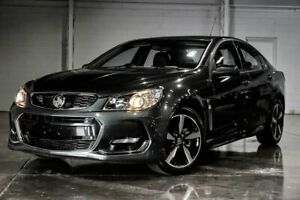 2017 Holden Commodore VF II MY17 SV6 Grey 6 Speed Sports Automatic Sedan Wendouree Ballarat City Preview