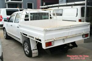 2005 Toyota Hilux TIPPER 5 Speed Manual Utility Carrum Downs Frankston Area Preview