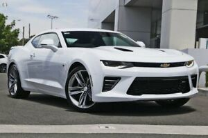 2018 Chevrolet Camaro MY18 2SS White 8 Speed Sports Automatic Coupe Berwick Casey Area Preview