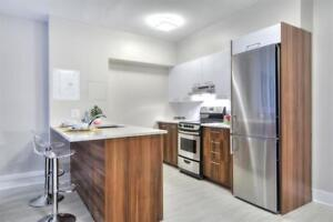 1 month FREE! Fully renovated, downtown, Concordia