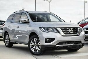 2019 Nissan Pathfinder R52 Series III MY19 ST-L X-tronic 2WD Silver 1 Speed Constant Variable Wagon Brookvale Manly Area Preview