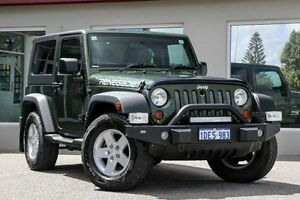 2009 Jeep Wrangler JK MY2009 Sport Green 4 Speed Automatic Softtop Bayswater Bayswater Area Preview