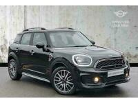 2018 MINI Countryman Countryman Cooper S Sport SUV Petrol Manual