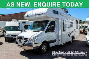 U3303 Jayco Conquest with Shower/Toilet Combo, VERY Low KM's Penrith Penrith Area Preview