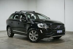 2016 Volvo XC60 DZ MY16 D4 Geartronic AWD Luxury Black Stone 6 Speed Sports Automatic Wagon Welshpool Canning Area Preview