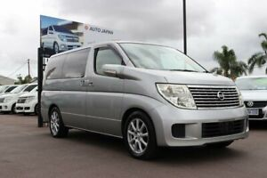 Nissan Elgrand V 2.5L 8 Seater Wagon Kenwick Gosnells Area Preview