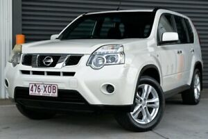 2011 Nissan X-Trail T31 Series IV ST 2WD White 1 Speed Constant Variable Wagon Hendra Brisbane North East Preview