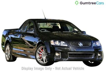 2013 Holden Ute VE II MY12.5 SS V Z Series Chlorophyll 6 Speed Sports Automatic Utility