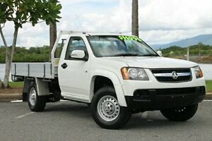 2008 Holden Colorado RC LX White 5 Speed Manual Cab Chassis Bungalow Cairns City Preview