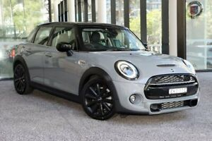 2020 Mini Hatch F55 LCI Cooper S DCT Moonwalk Grey 7 Speed Sports Automatic Dual Clutch Hatchback Darlinghurst Inner Sydney Preview
