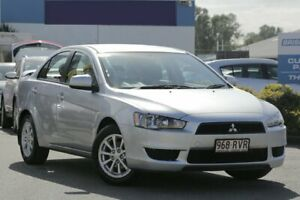 2011 Mitsubishi Lancer CJ MY11 SX Cool Silver 6 Speed Constant Variable Sedan Rocklea Brisbane South West Preview