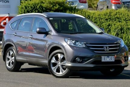 2014 Honda CR-V RM MY15 VTi-L 4WD 5 Speed Sports Automatic Wagon Narre Warren Casey Area Preview