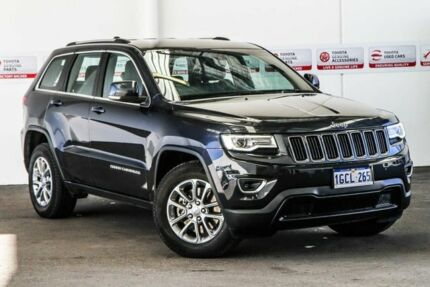 2016 Jeep Grand Cherokee WK MY15 Laredo (4x4) 8 Speed Automatic Wagon Myaree Melville Area Preview