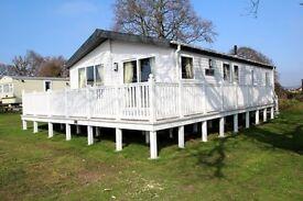 Caravan Preloved Lodge on Valley Farm Clacton 12 month owners season