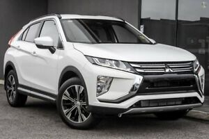 2020 Mitsubishi Eclipse Cross YA MY20 LS 2WD White 8 Speed Constant Variable Wagon Gympie Gympie Area Preview