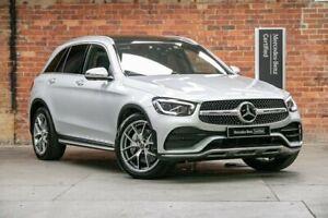 2020 Mercedes-Benz GLC-Class X253 800+050MY GLC300 9G-Tronic 4MATIC Silver 9 Speed Sports Automatic
