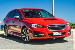 2018 Subaru Levorg V1 MY19 2.0 GT-S CVT AWD Red 8 Speed Constant Variable Wagon