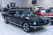 1966 Ford Mustang Dark Blue Metallic Automatic Coupe Carss Park Kogarah Area Preview