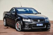2012 Holden Ute VE II MY12 SS V Redline Black 6 Speed Sports Automatic Utility Bayswater Bayswater Area Preview