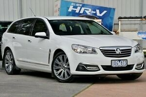 2014 Holden Calais White Sports Automatic Wagon Ferntree Gully Knox Area Preview