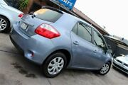 2011 Toyota Corolla ZRE153R MY11 Ultima Grey 4 Speed Automatic Sedan Hamilton Newcastle Area Preview