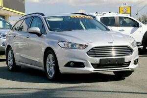 2015 Ford Mondeo MD Ambiente PwrShift Silver 6 Speed Sports Automatic Dual Clutch Wagon Cleveland Redland Area Preview