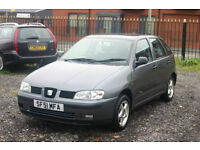 Seat Ibiza 1.4 (Cheap car for everyday use)