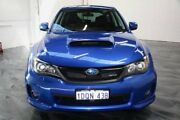 2011 Subaru Impreza G3 MY12 WRX AWD Blue 5 Speed Manual Hatchback East Perth Perth City Area Preview