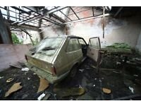 Mk1 or mk2 fiesta wanted for project