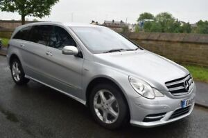 2006 MERCEDES-BENZ R-350-AWD-LEATHER-SUNROOF--ONLY 157K
