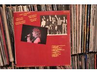 Ozzy Osbourne Cry Wolf Double live album vinyl record LP