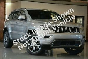 2019 Jeep Grand Cherokee WK MY19 Limited Silver 8 Speed Sports Automatic Wagon Horsham Horsham Area Preview