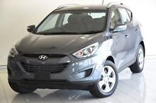 2015 Hyundai ix35 LM3 MY15 Active Grey 6 Speed Sports Automatic Wagon Southport Gold Coast City Preview
