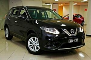 2016 Nissan X-Trail T32 ST X-tronic 2WD Diamond Black 7 Speed Constant Variable Wagon South Melbourne Port Phillip Preview